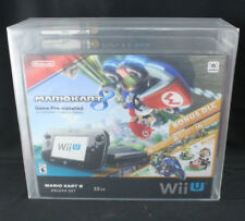Nintendo Wii U Mario Kart 8 Deluxe Set VGA Graded 90+ NM+/MT Mint Uncirculated!