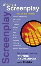 WRITING A SCREENPLAY - NEW ED (Pocket Essentials),John Costello