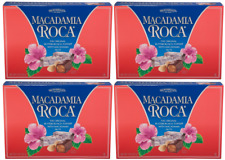 910465 4 x 113g BOXES OF MACADAMIA ROCA THE ORIGINAL BUTTERCRUNCH NUTTY TOFFEE
