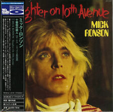 MICK RONSON-SLAUGHTER ON 10TH AVENUE-JAPAN MINI LP BLU-SPEC CD2 G88