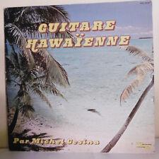 """33T Michel GESINA Disque Vinyle LP 12"""" GUITARE HAWANÏENNE - VYGSON 10274 RARE"""