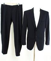 strellson Anzug WIE NEU! Gr. M-L / 50-52 Wolle Sakko Hose Business Suit