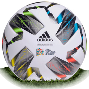 Adidas Uefa Nations League 2020/21 Official Match Ball Size 5