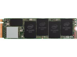 Intel 660p Series M.2 2280 2TB PCIe NVMe 3.0 x4 3D2, QLC Internal Solid State Dr
