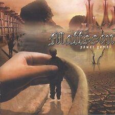 Lars Eric Mattsson - Power Games (CD, 2003, Lion Music, Finland)