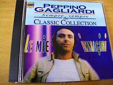 PEPPINO GAGLIARDI LE MIE IMMAGINI  CLASSIC COLLECTION CD MINT--