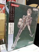 Konami MMS Multi Movable System Busou Shinki EX Weapon Set Plus Zelnogrard New