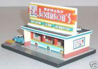 HOWARD JOHNSONS ICE CREAM RESTAURANT CONCESSION STAND '40s Style Lefton 1995 MIB