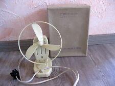 WTB Dresde, ventilador, 220 V - 50 Hz, aprox. 15 W para plástico 1960, cartón org