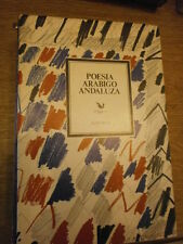 Litoral Poesia Arabigo Andaluza