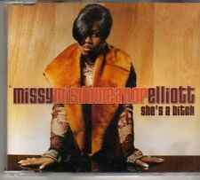 (DO788) Missy Misdemeanor Elliott, She´s A Bitch - 1999 DJ CD