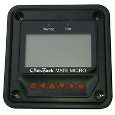 Outback Mate Micro remote display for FLEXmax 30/40 Series Charge Controllers