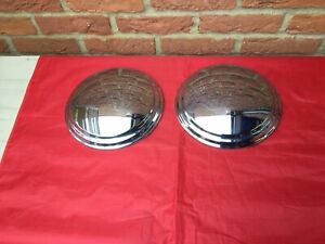 2 x Hub Caps for MG  [ we think !! ] In as seen condition