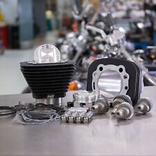 Hooligan Kit - 1200cc to 1250cc for 2000-'20 HD Sportster Models -  Black  - S&S