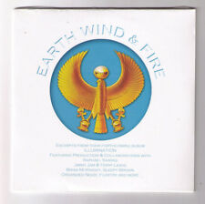 rare neuf emballé PROMO SAMPLER CD EARTH WIND & FIRE Excerpts From Illumination