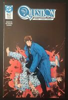 Question #17 First Printing 1988 DC Comic Book