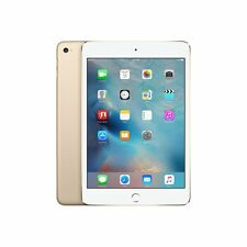 Apple iPad Mini 4 128GB WiFi/WLAN Retina Tablet PC Kamera Gold