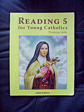 Reading 5 for Young Catholics : Thinking Skills,  Seton Press (2009, Paperback)
