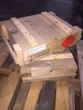 2 Wooden Boxes (THIS LISTING) - Russian Ammo boxes 5.45X39 Spam Can crates