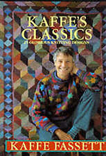 Kaffe's Classics: 25 Glorious Knitting Designs by Kaffe Fassett (Hardback, 1993)