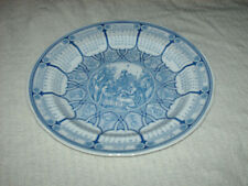 More details for the spode blue room calendar plate - 2000 millennium collectable