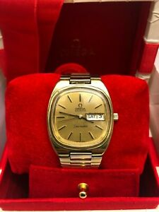 Omega Seamaster Automatic Day/Date Watch