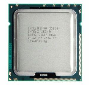 Intel Xeon Processor X5650 6 Core SLBV3 (8M Cache, 2.66 GHz)
