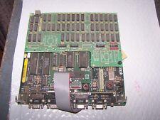 Macintosh 512K logic board with Dove 1.5MB upgrade and Dove MacSnap SCSI board
