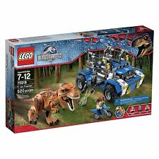 LEGO Jurassic World - T. rex Tracker 75918 - Brand New - In-Stock Ready to Ship