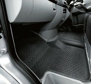 Genuine Mercedes Benz Sprinter W 906 All Season Rubber Floor Mat Set RHD Black