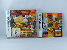 Inazuma Eleven 2: Feuersturm für Nintendo DS/Lite/XL/3DS - OVP+Anl. - Sehr gut