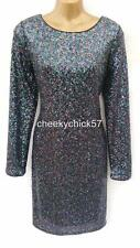 BNWT Monsoon Stacey Sequin Cocktail Dress - Sz 12 - Cocktail/Party/Cruise