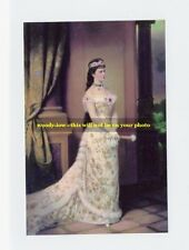 mm313 -  Empress Sissy Elisabeth of Austria/Hungary - Royalty photo 6x4 ""