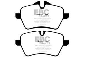 EBC Ultimax Front Brake Pads BMW Mini Roadster R59 1.6 Turbo Cooper S 2012 on