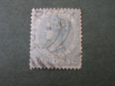 CEYLON, SCOTT # 78, 4c. VALUE GRAY 1879 QV ISSUE USED