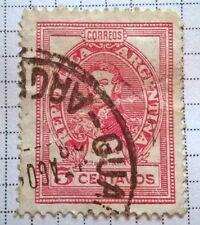 Argentina stamps - José Francisco de San Martín (1778-1850)  5 centavo 1947