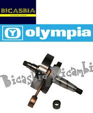 10033 ALBERO MOTORE OLYMPIA CONO VOLANO 20 VESPA 50 PK XL N V RUSH FL FL2 HP