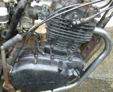 Honda CB 250 RS Motorcycle Engine