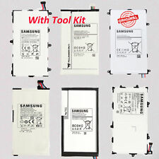 For Samsung Galaxy Tab A E S2 S3 S4 Note Tab 2 3 4 All Model Battery Replacement