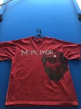 "makaveli branded shirt Red ""Very Rare"" Hard To Come By Tupacs Very Own Shirts!"