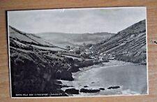 Vintage Judges Postcard of Hele Bay Ilfracombe posted 1932
