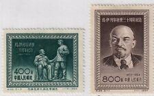 China(PRC),Scott#222-223,MH