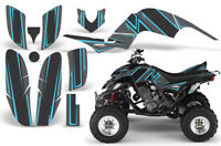 ATV Graphics Kit Sticker Decal for Yamaha Raptor 660 2001-2005 Shocker Mint