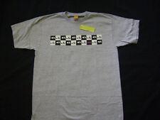 Enjoi Skateboard Skanking Panda Logo T-Shirt Heather Size Small New