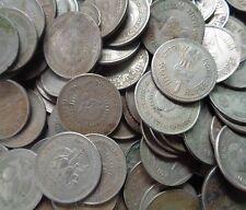 1,000 Coins LOT - ALL MIXED Copper Nickel Rupee 1 Commemorative india