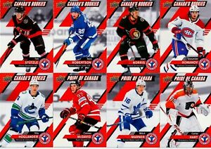 2021 NHCD National Hockey Card Day in CANADA cards #CAN1- CAN16 *pick from list*