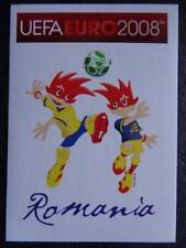 Panini Euro 2008 - Official Mascots Romania #306