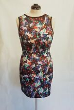 FOREVER NEW FLORAL DRESS SIZE 14 NEW A131