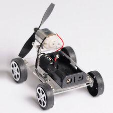 130 Brush Motor Mini Wind Car DIY Car Robot Kits Child Assemblies for Arduino