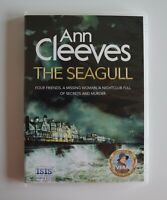 The Seagull - by Ann Cleeves - MP3CD Unabridged Audiobook